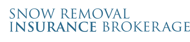 Snow Removal Insurance Brokerage